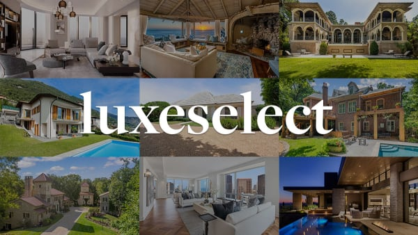 LuxeSelect: Curated Homes Starting at $3 Million (October)