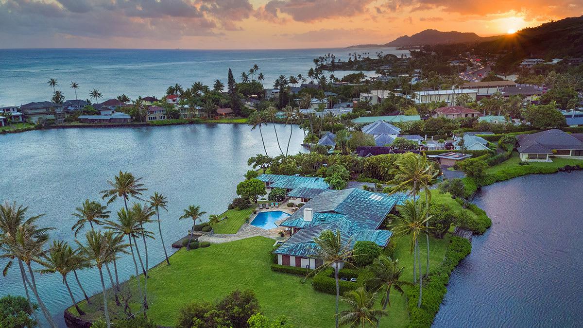 hawaii oceanfront