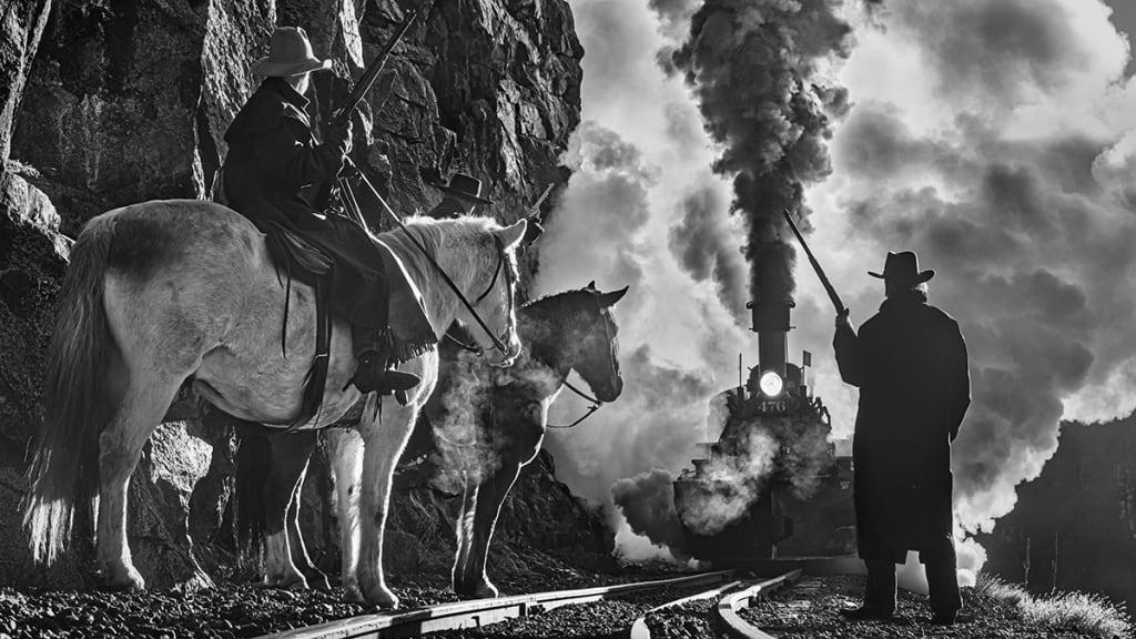 le cheval de fer le far west david yarrow