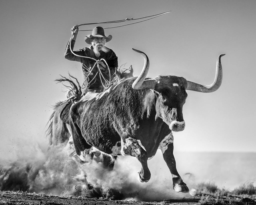 ain't my first rodeo the wild west david yarrow