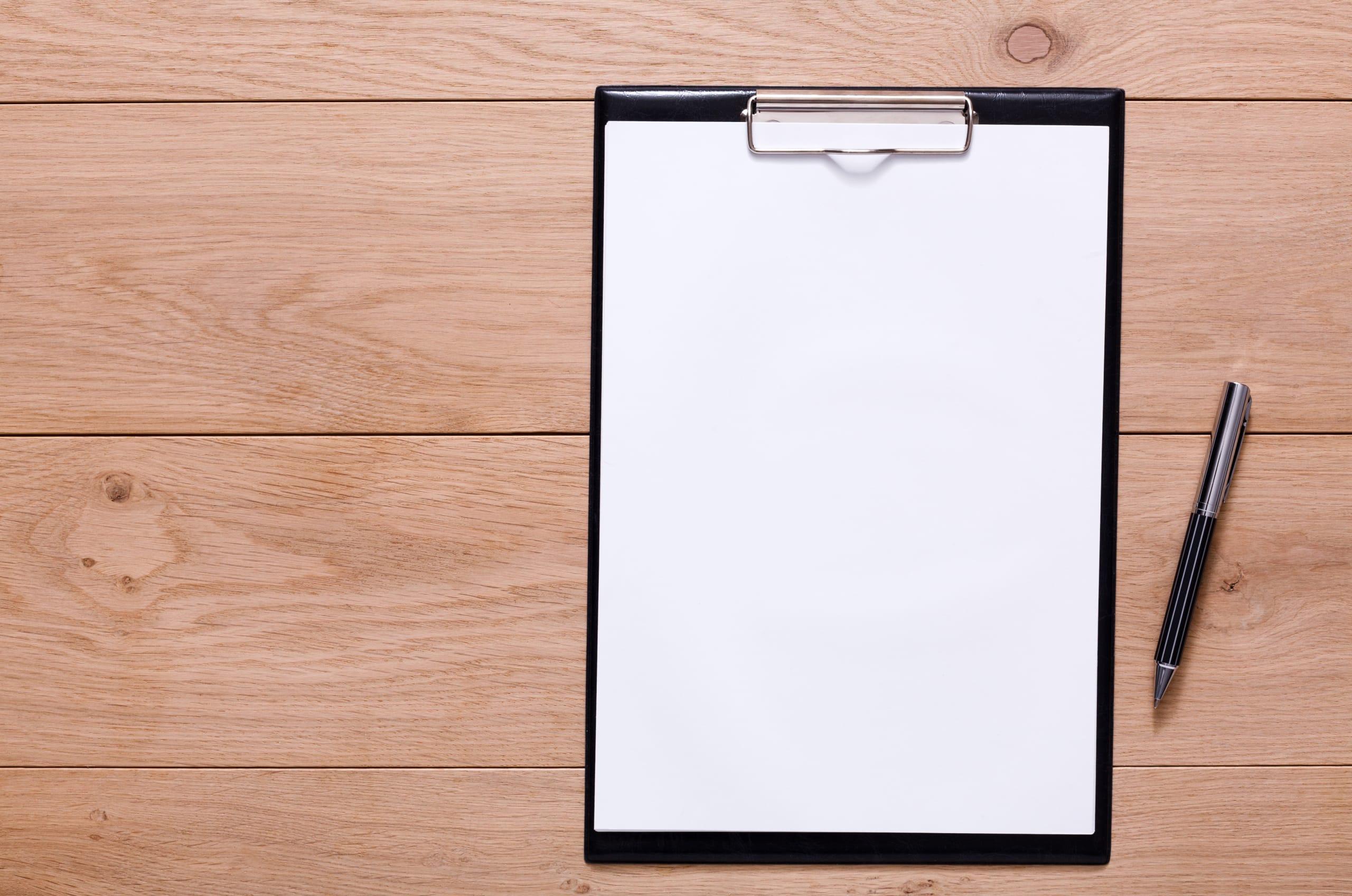 Real Estate Agent Checklist