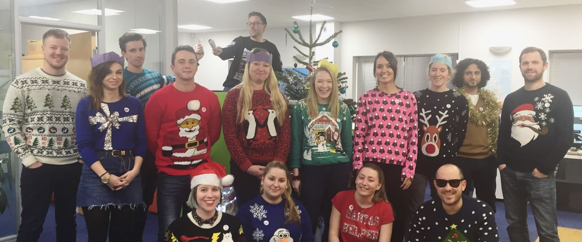 Christmas Jumper Day 2017 - Leads To You Feature Image