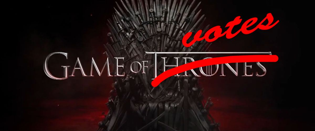Game of Thrones or Game of Votes?  Which one should business owners follow most closely? Feature Image