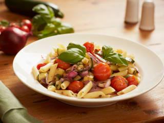 Herb Roasted Tomato Pasta