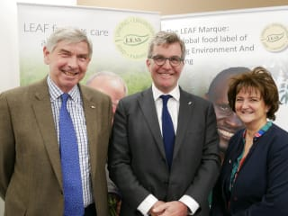 New LEAF Marque Chairman Appointed