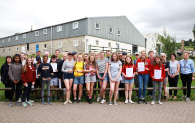 National Farming Competition Connects Teenagers with Farming and Food Production