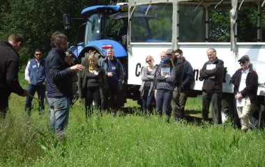 LEAF event scopes out challenges and opportunities to achieving more sustainable farming