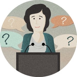 How to handle tricky questions