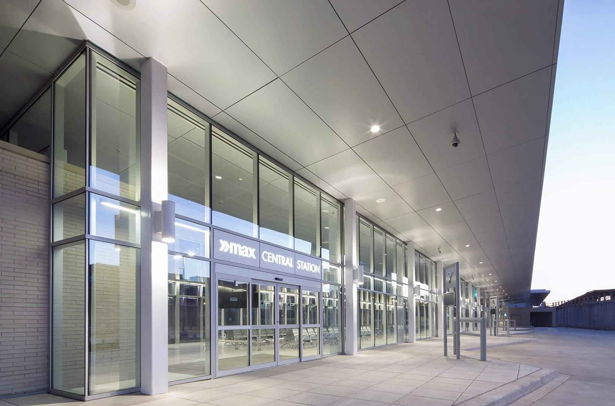 Birmingham Intermodal Facility 1