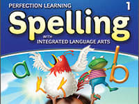 Perfection Learning® Spelling with Integrated Language Arts