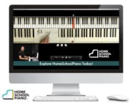 Piano Lessons for Homeschool Families