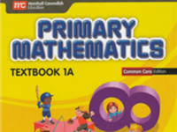 Primary Mathematics CC ED Textbook 1A
