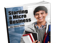 Micro Business for Teens Curriculum