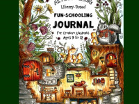 All About Animals - Library Based Fun-Schooling Journal