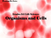 3-5 Life Science: Organisms and Cells