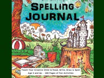 The thinking tree spelling journal image 941b xw0sq6