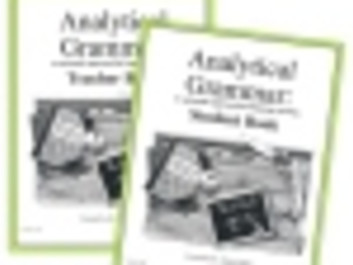 Analytical grammar ag set 79bd otjrjo