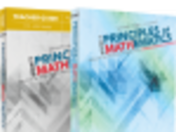 Principles of mathematics book 2 set 9780890519158 1461198828.7533