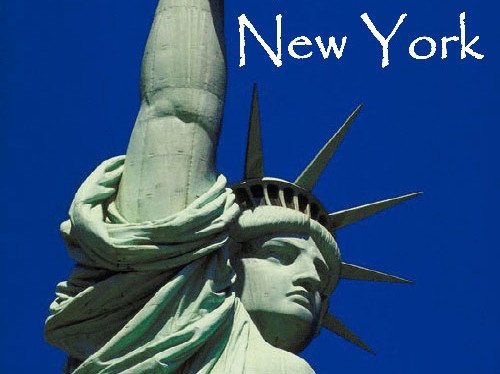 Explore the States: New York