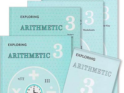 Exploring Arithmetic by Rod & Staff Publishing | Arithmetic | Learnamic