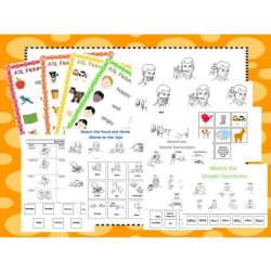American Sign Language Curriculum Download by teachatdaycare