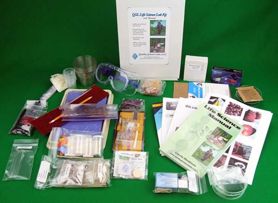Life Science Lab Kit