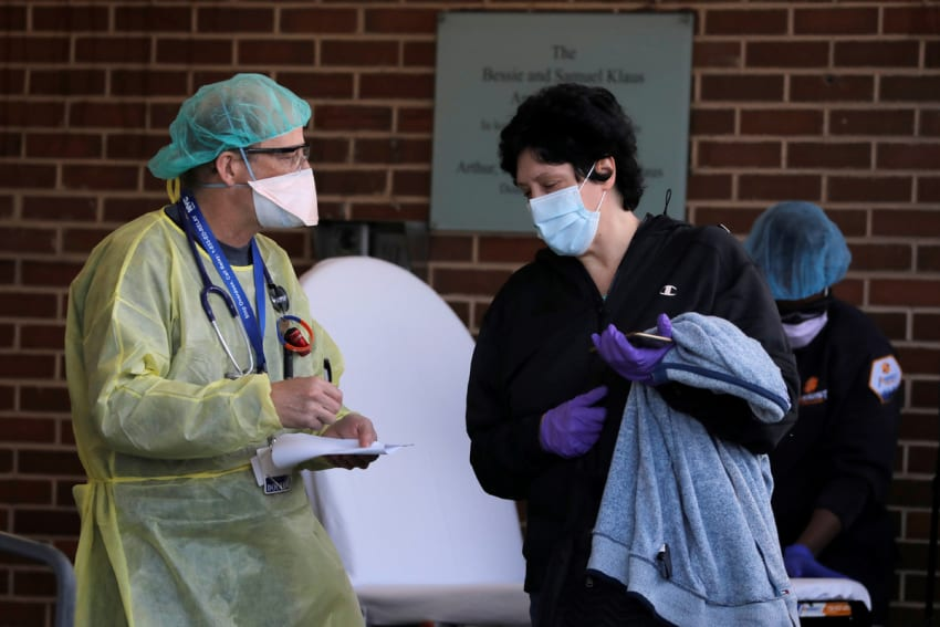 1,509 COVID19 deaths in US in past 24 hours: Johns Hopkins tally