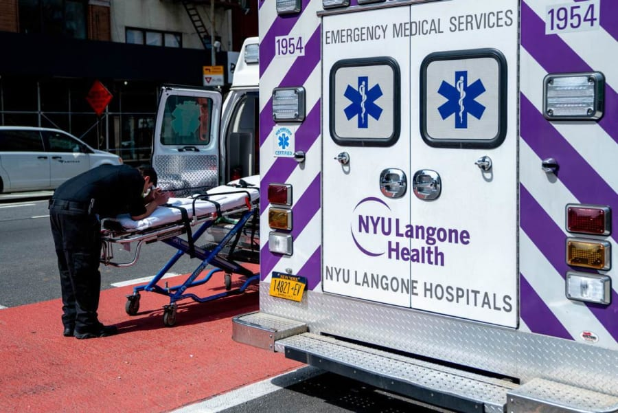 New York state deadliest day yet COVID-19 outbreak: governor