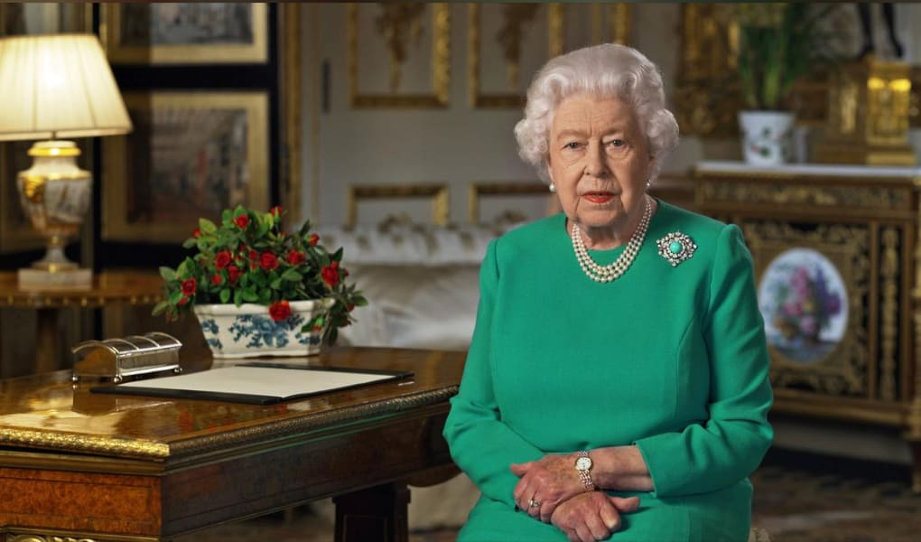 Queen says nation will succeed in fight against coronavirus