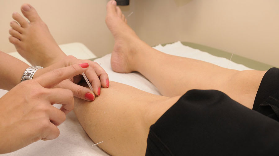 Acupuncture Treatment of Itchy and Dry Skin