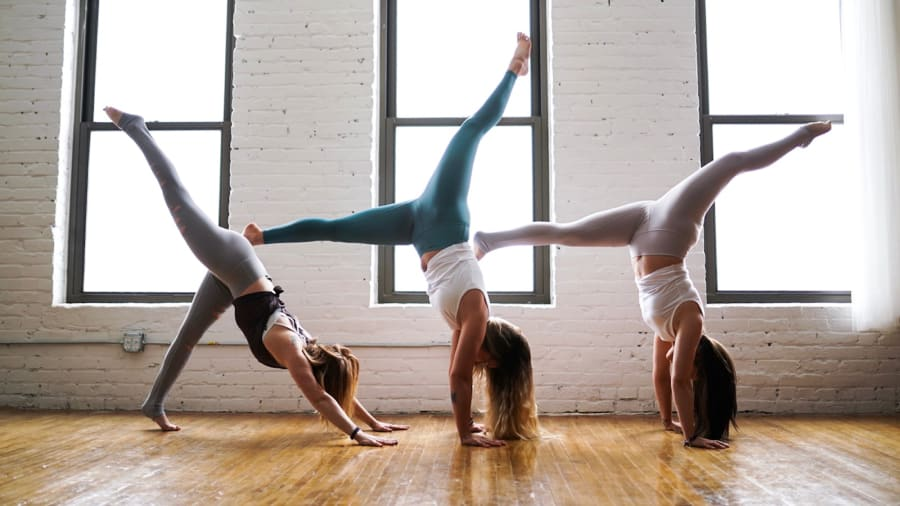 Yoga and Beauty