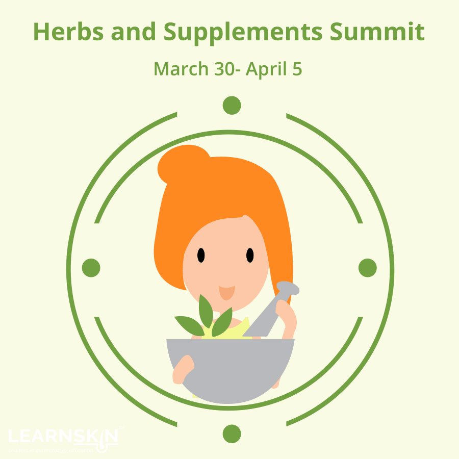 Herbs and Supplements Summit