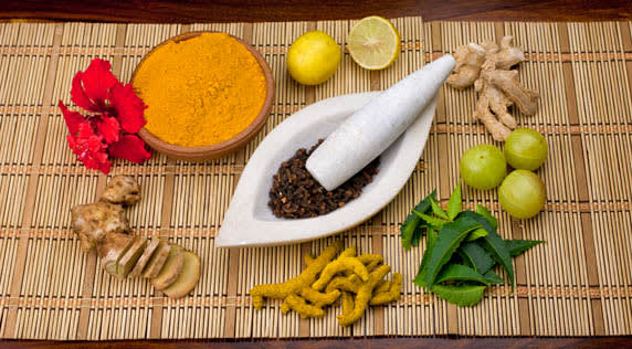 Role of Foods and Herbs