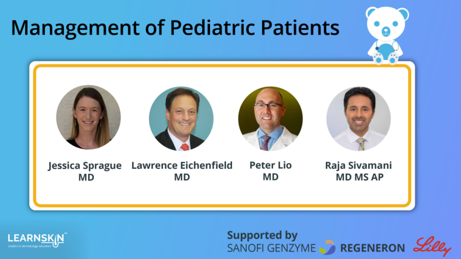 Management of Pediatric Patients