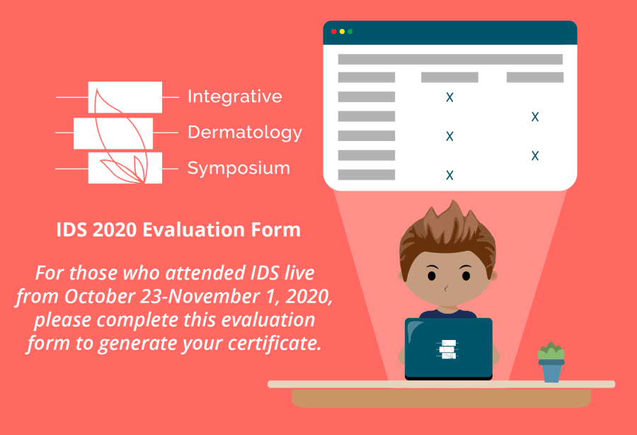IDS 2020 Evaluation Form
