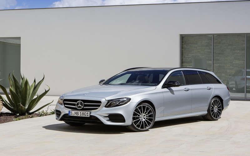 Mercedes E Class Estate (2018)