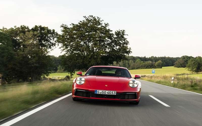Porsche 911 [992] Carrera Coupe