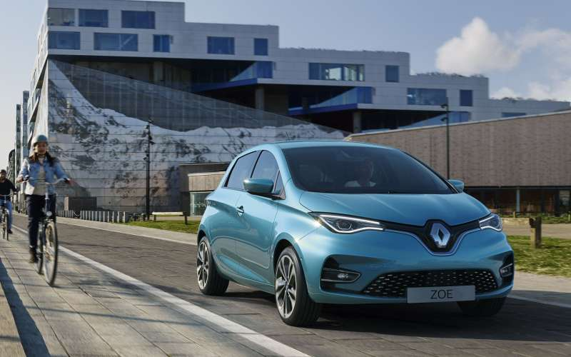 Renault ZOE Electric Hatchback