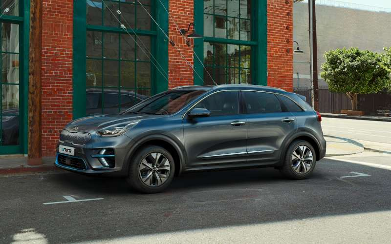 Kia E-niro Electric Estate