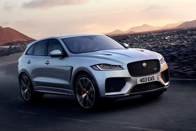 Jaguar F-pace Estate (2016)