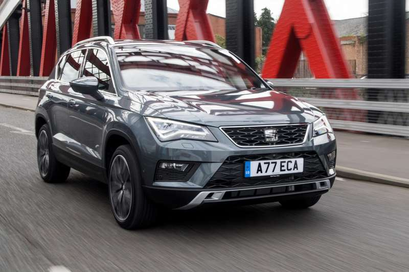 Seat Ateca Estate (2016)