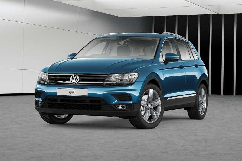 Volkswagen Tiguan Estate (2016)