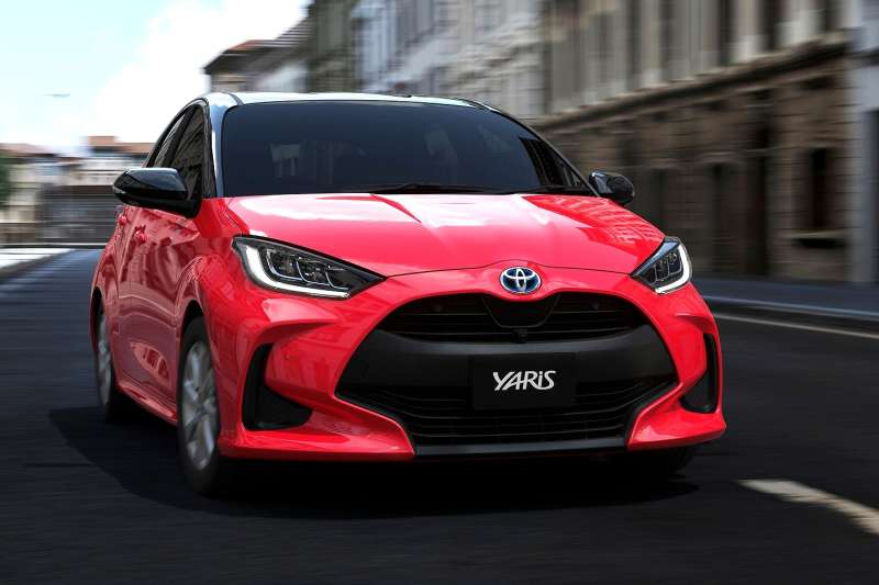 Toyota Yaris Hatchback (2017)