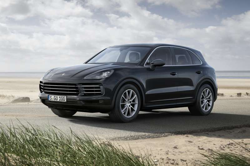 Porsche Cayenne Estate