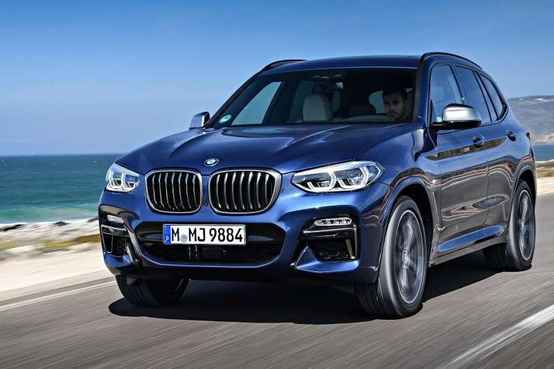 BMW X3 Estate