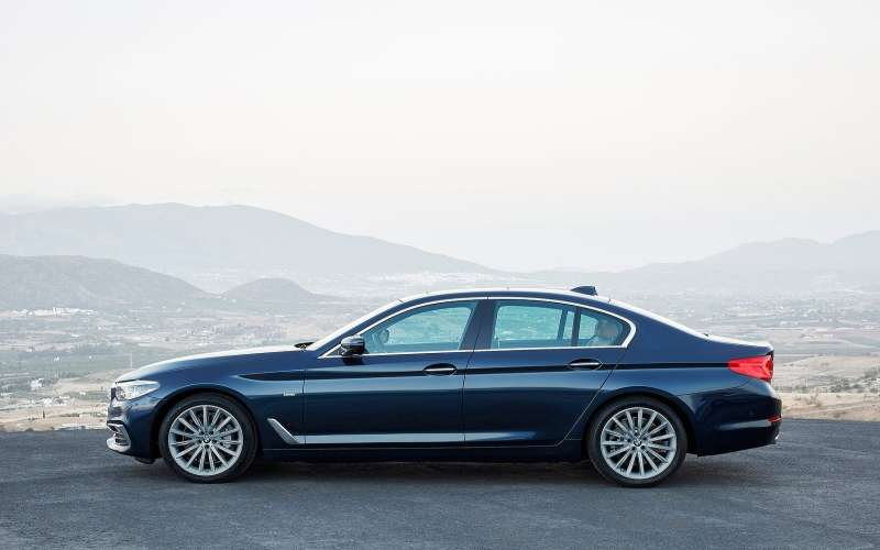 BMW 5 Series Saloon (2017)