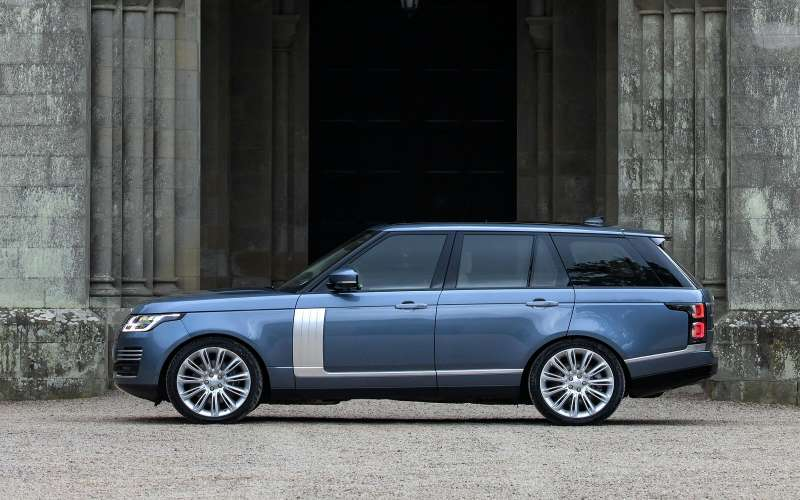 Range Rover Estate