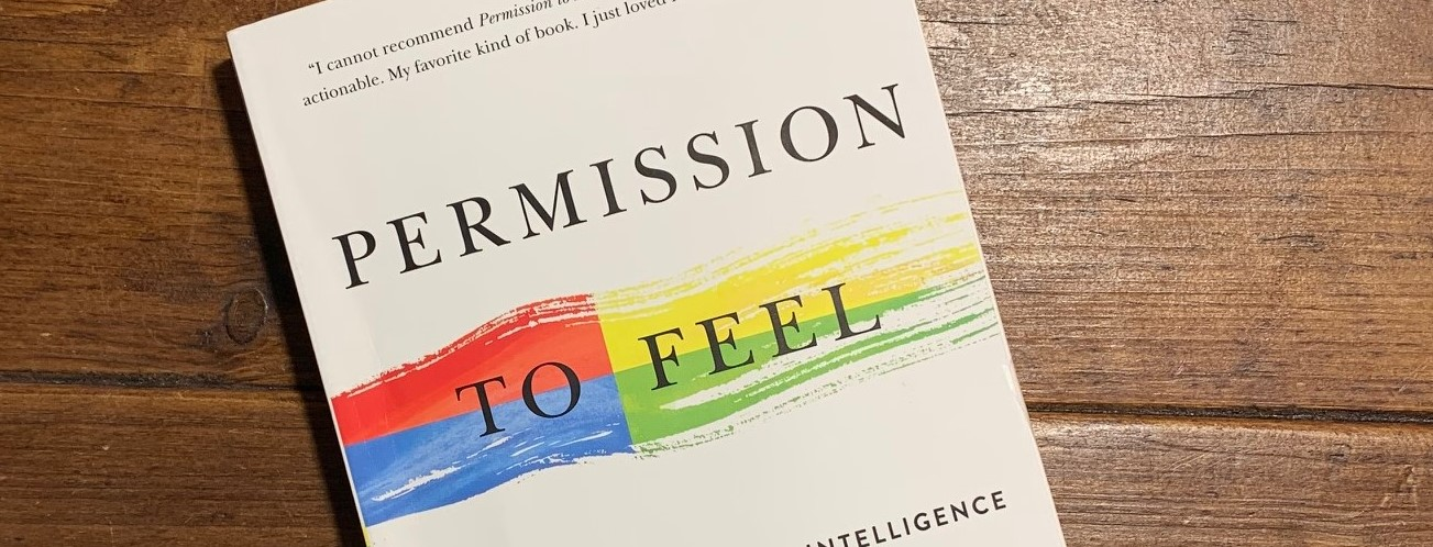 """Book Recommendation: """"Permission to Feel"""""""