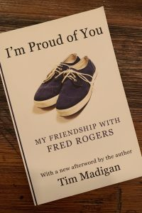 book cover of I'm Proud of You: My Friendship with Fred Rogers