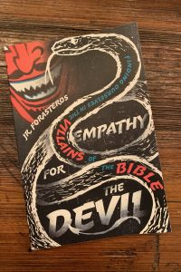 book cover of Empathy for the Devil: Finding Ourselves in the Villains of the Bible